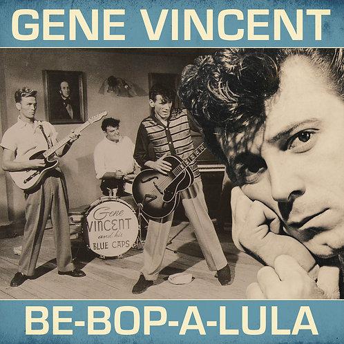 GENE VINCENT • 2LP • BE-BOP-A-LULA