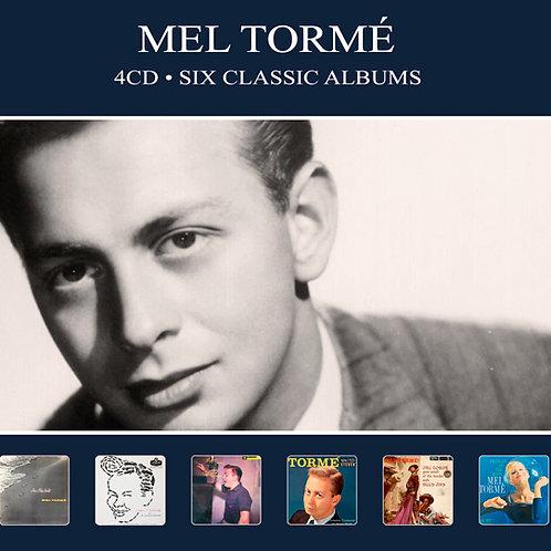 MEL TORME • 4CD • SIX CLASSIC ALBUMS