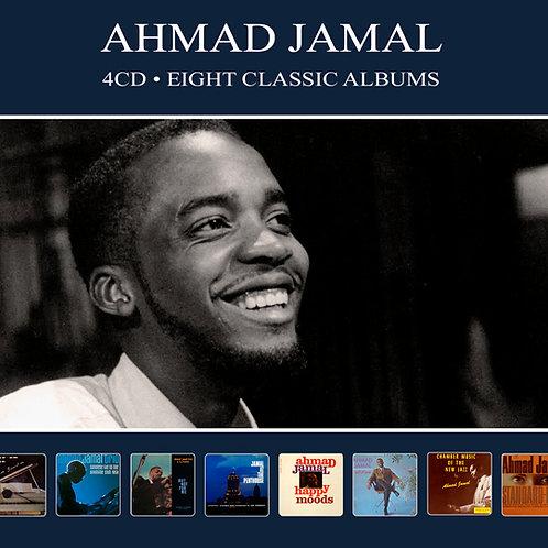 AHMAD JAMAL • 4CD • EIGHT CLASSIC ALBUMS