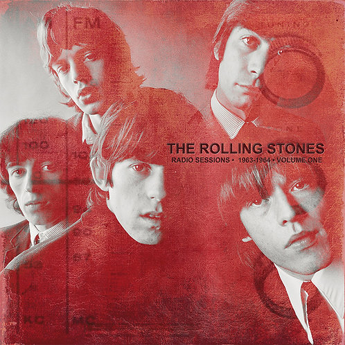 THE ROLLING STONES • Radio Sessions Vol.1 1963-1964 • 2LP