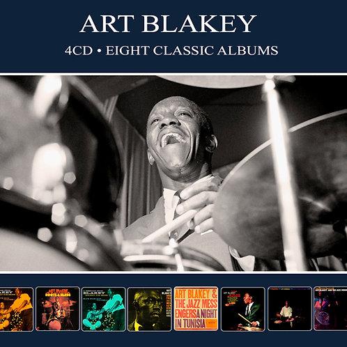 ART BLAKEY • 4CD • EIGHT CLASSIC ALBUMS