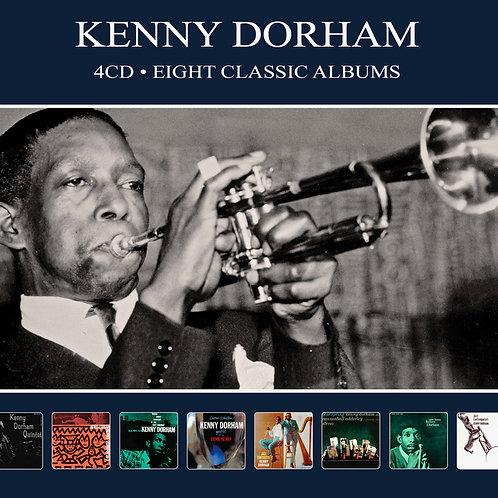 KENNY DORHAM • 4CD • EIGHT CLASSIC ALBUMS