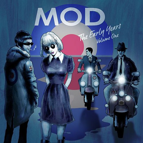 MOD • THE EARLY YEARS • 6CD • VOLUME ONE