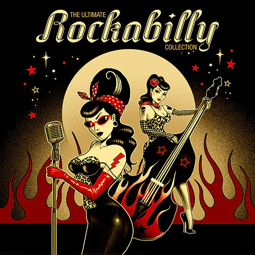 THE ULIMATE ROCKABILLY COLLECTION • 6CD