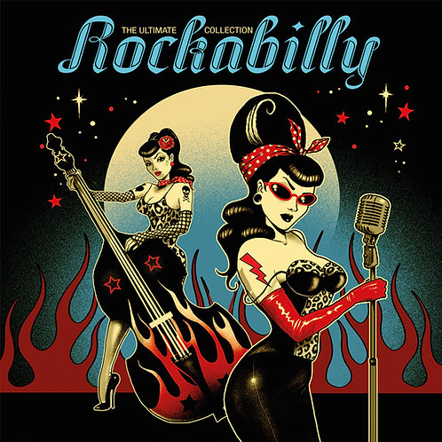 ROCKABILLY • 2LP • THE ULTIMATE COLLECTION
