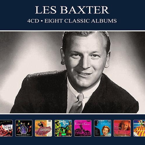 LES BAXTER • 4CD • EIGHT CLASSIC ALBUMS