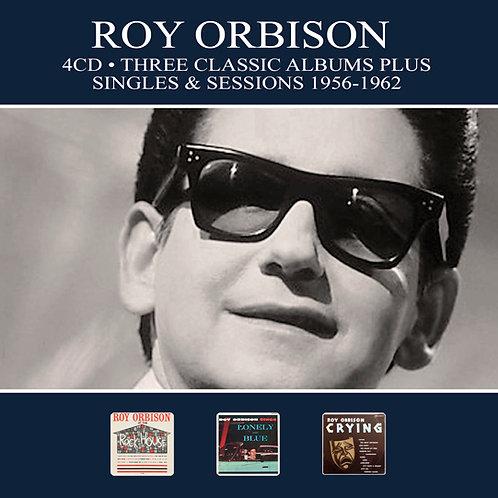 ROY ORBISON • 4CD • THREE CLASSIC ALBUMS PLUS ...