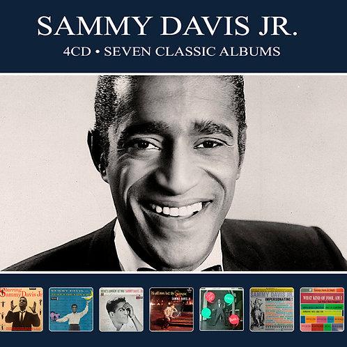 SAMMY DAVIS JR. • 4CD • SEVEN CLASSIC ALBUMS