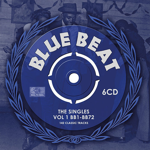 BLUE BEAT • THE SINGLES • VOL 1 BB1-BB72