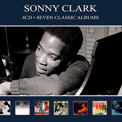SONNY CLARK • 4CD • SEVEN CLASSIC ALBUMS