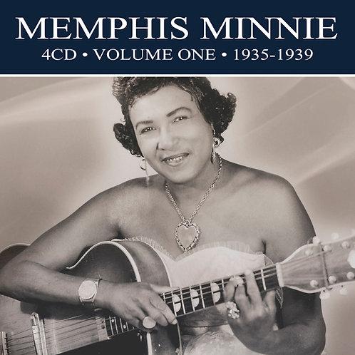 MEMPHIS MINNIE • 4CD • VOLUME ONE • 1935-1939
