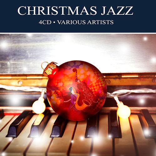 CHRISTMAS JAZZ • 4CD • VARIOUS ARTISTS