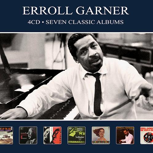 ERROLL GARNER • 4CD • SEVEN CLASSIC ALBUMS