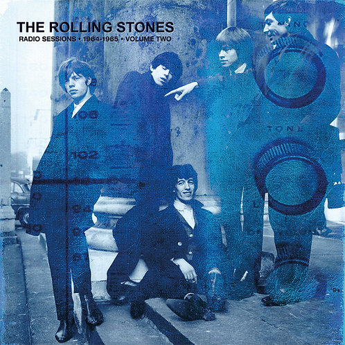 THE ROLLING STONES • Radio Sessions Vol.2 1964-1965 • 2LP