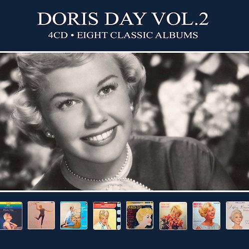 DORIS DAY VOL.2 • 4CD • EIGHT CLASSIC ALBUMS