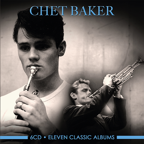 CHET BAKER • 6CD • ELEVEN CLASSIC ALBUMS