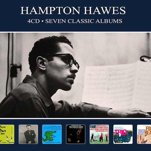 HAMPTON HAWES • 4CD • SEVEN CLASSIC ALBUMS