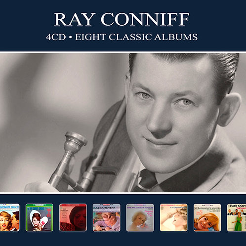 RAY CONNIFF • 4CD • EIGHT CLASSIC ALBUMS