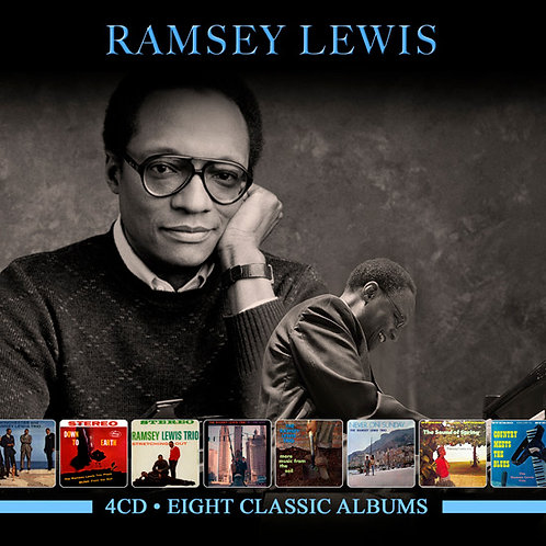 RAMSEY LEWIS • 4CD • EIGHT CLASSIC ALBUMS