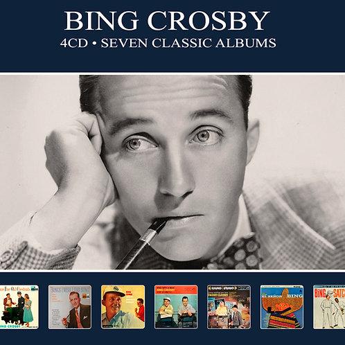 BING CROSBY • 4CD • SEVEN CLASSIC ALBUMS