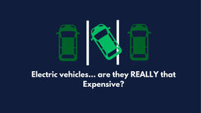 Electric Vehicles… are they really that expensive?