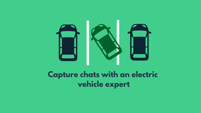 Capture Chats with an Electric Vehicle Expert