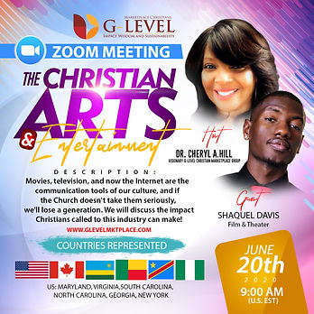 The Christian in Arts _ Entertainment (2