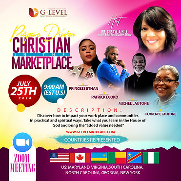 Purpose Driven Christians in the Marketp