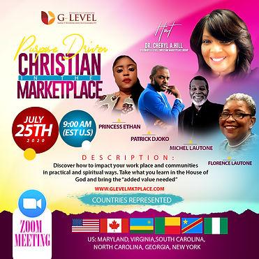 Purpose Driven Christians in the Marketp