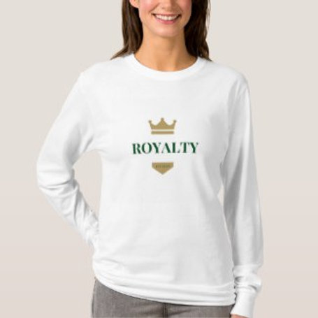 Royalty T Shirt for Women