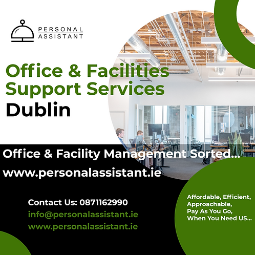 OFFICE & FACILITY MANAGEMENT