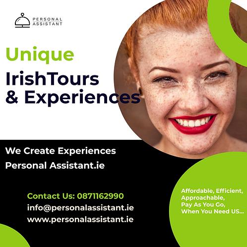 IRISH TOURS & EXPERIENCES