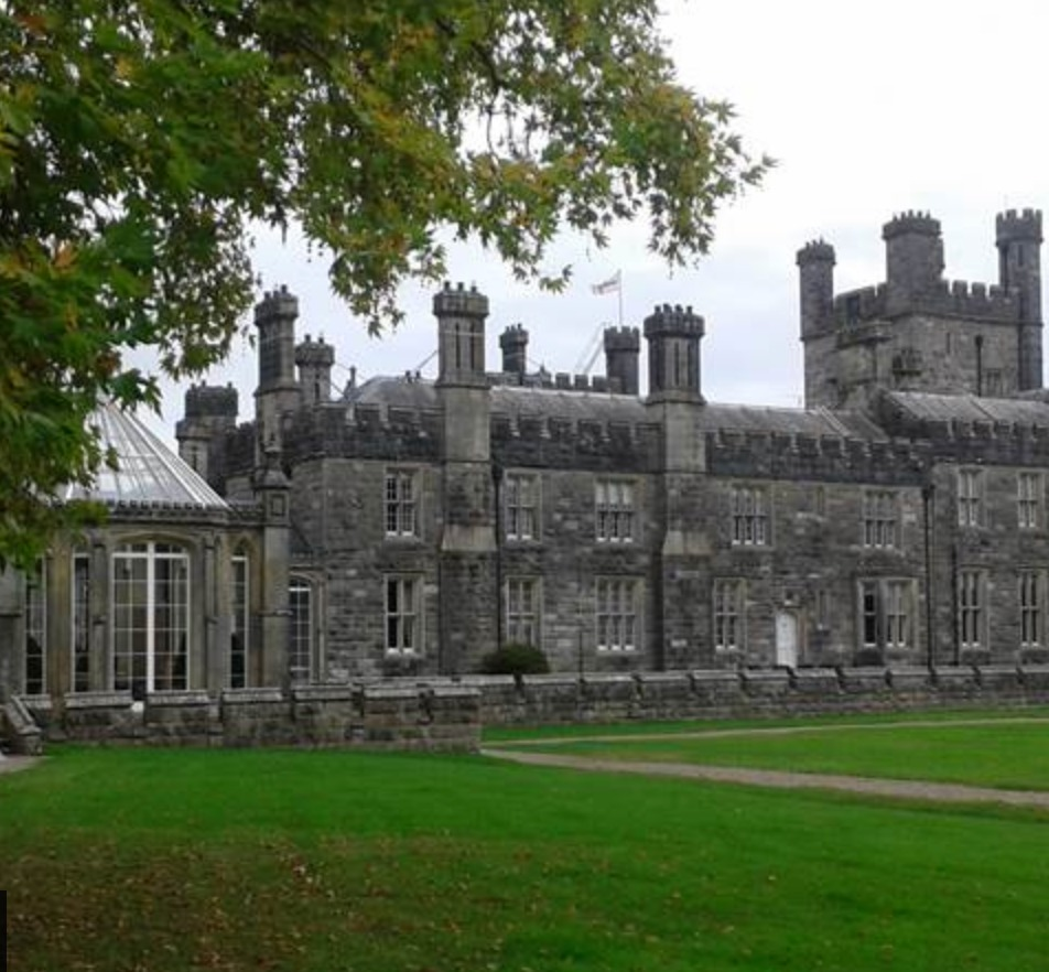 CROM CASTLE, HOME OF THE 7TH EARL OF ERNE CO. FERMANAGH