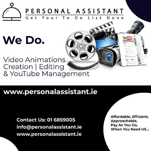 Video Animations & Editing