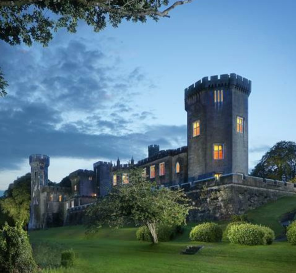 LOUGH CUTRA CASTLE CO. GALWAY
