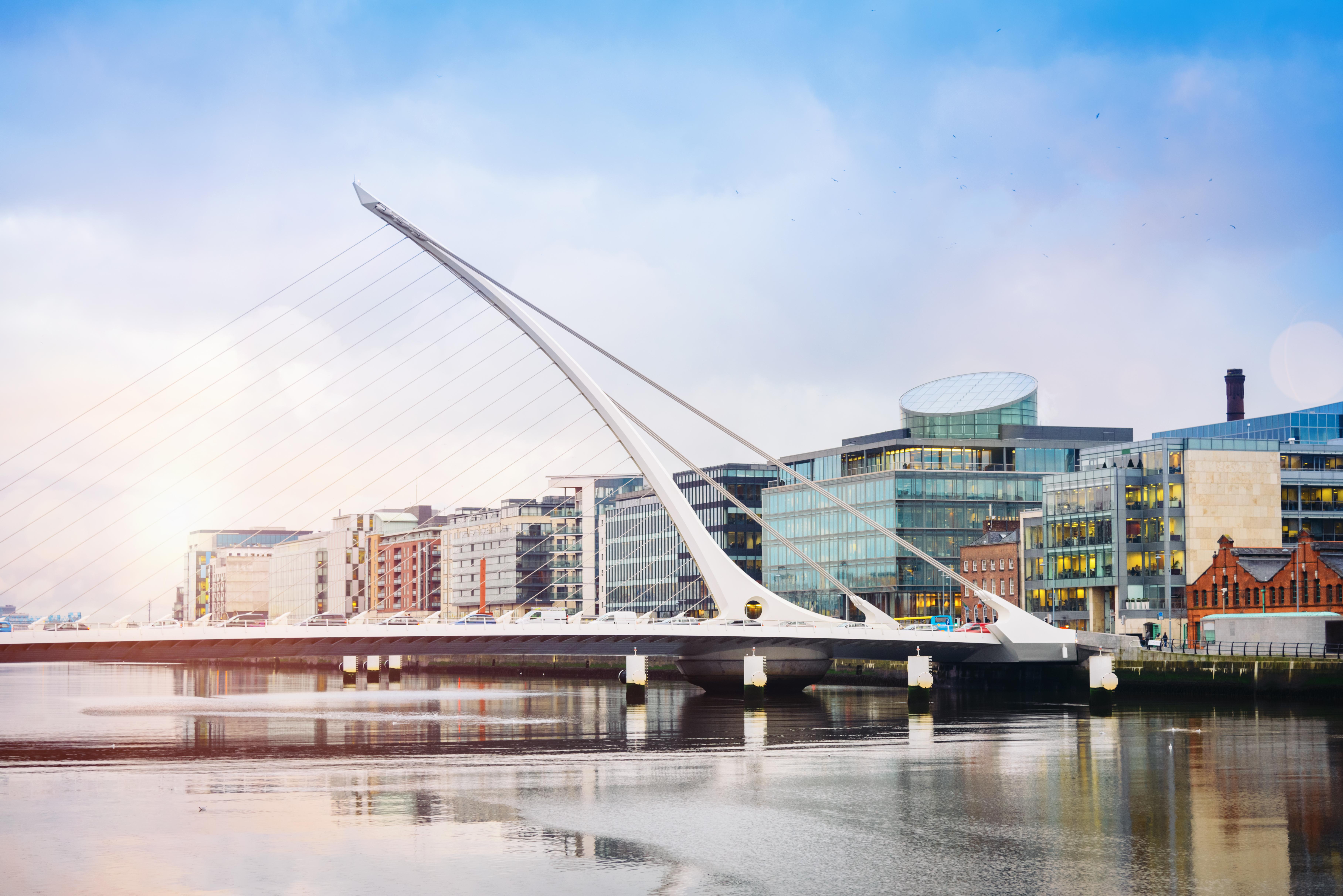 IRELAND'S CAPITAL, DUBLIN