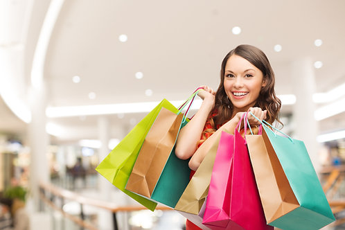 PERSONAL SHOPPING 1 HOUR