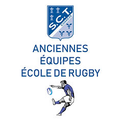 BOUTON ANCIENNES EQUIPES ECOLE DE RUGBY.