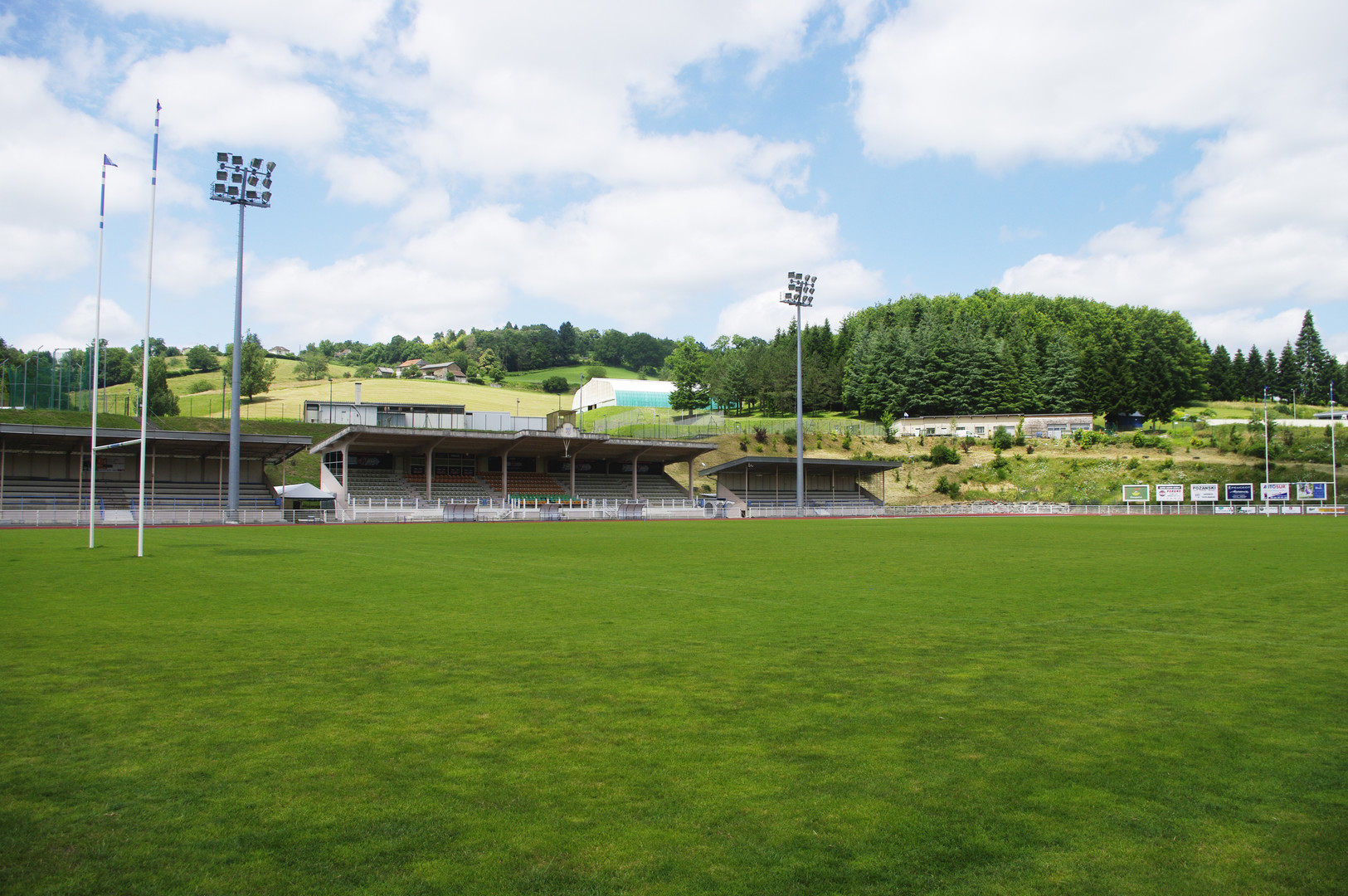 Stade Alexandre Cueille Tulle