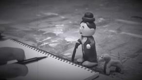 Charlie Chaplin in 'The Secret Member of Group 3'