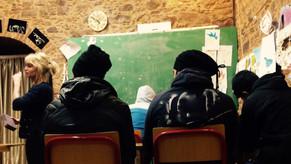 At School   في المدرسة
