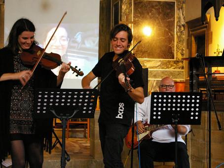 Outreach Concert: The Refugee Crisis in Greece