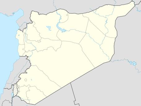 In Syria … بسوريا ما في عيد