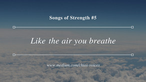 #5 — Like the air you breathe