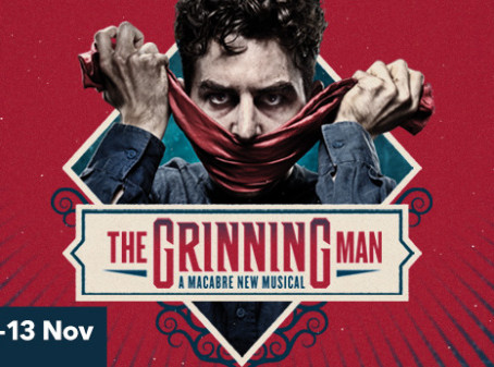 REVIEW: The Grinning Man