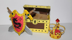 Art Inspired by Knights from the Middle Ages