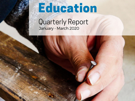 2020: An uncertain beginning. Introduction to the January - March Quarterly Report