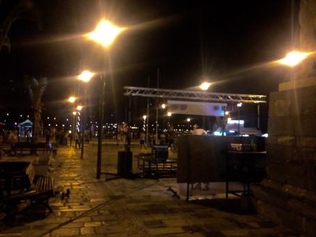 Samos' White Night