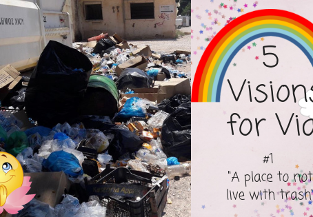 A Vision for Vial! #1: A Place to Not Live with Trash