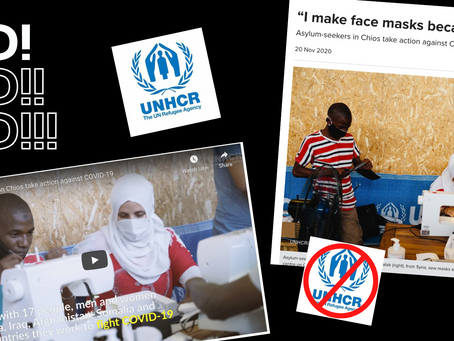The Wrong Story: a scandalous UNHCR press release